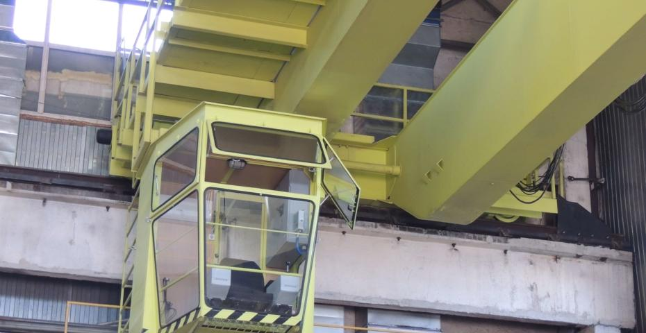 ООО «КЗГО» приобрел кран мостовой электрический 20-А5(УК)28,5-8-УЗ