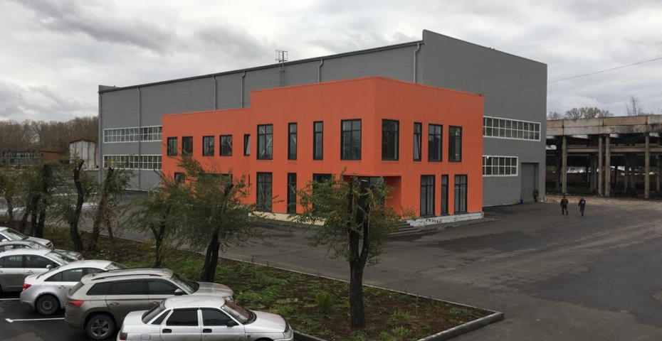 Построен новый цех и административно-бытовой корпус